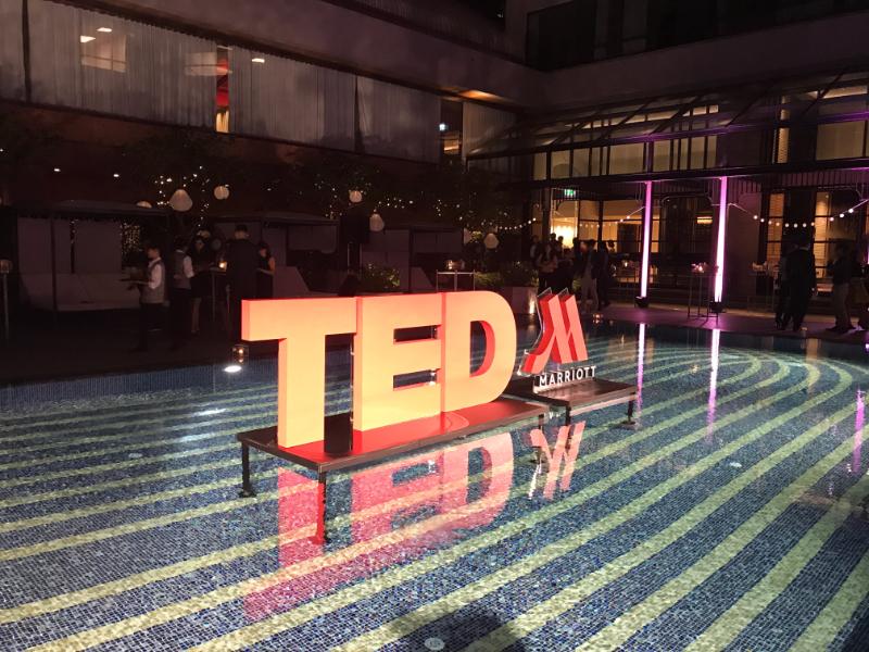世界最大のホテルチェーン「マリオット」が描くMICE戦略、デジタル強化から「TED」連携イベントまで取材した
