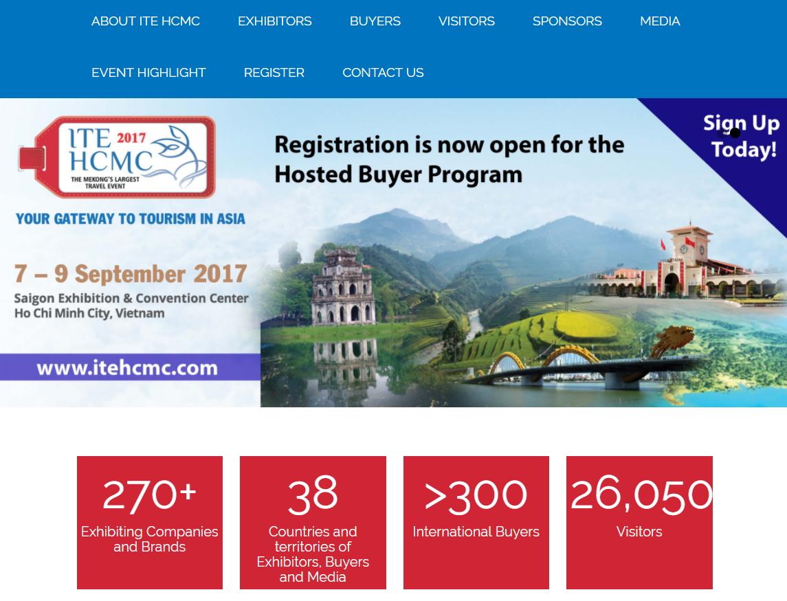インドシナ地域の旅行博「ITE HCMC」開催、9月にベトナム・ホーチミンで【動画】