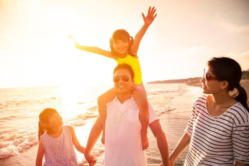 子どもが行きたい家族旅行、「海外」は13ポイント減の30%、SNS利用は「気をつかう」が5割超に ―博報堂