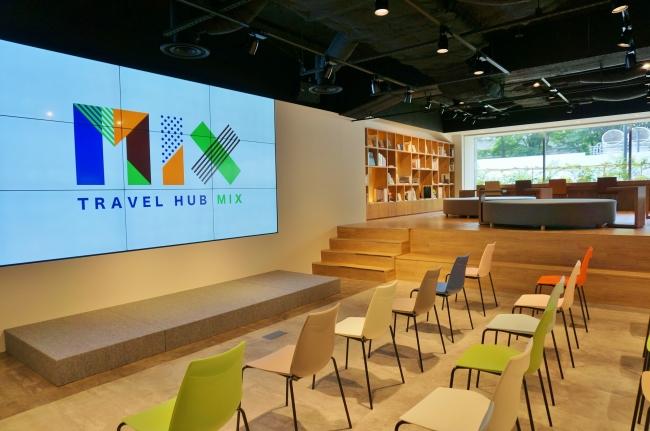 パソナが観光案内所をオープン、東京・大手町でライブキッチンやVR仮想旅行サービス、スマホの無料貸出も