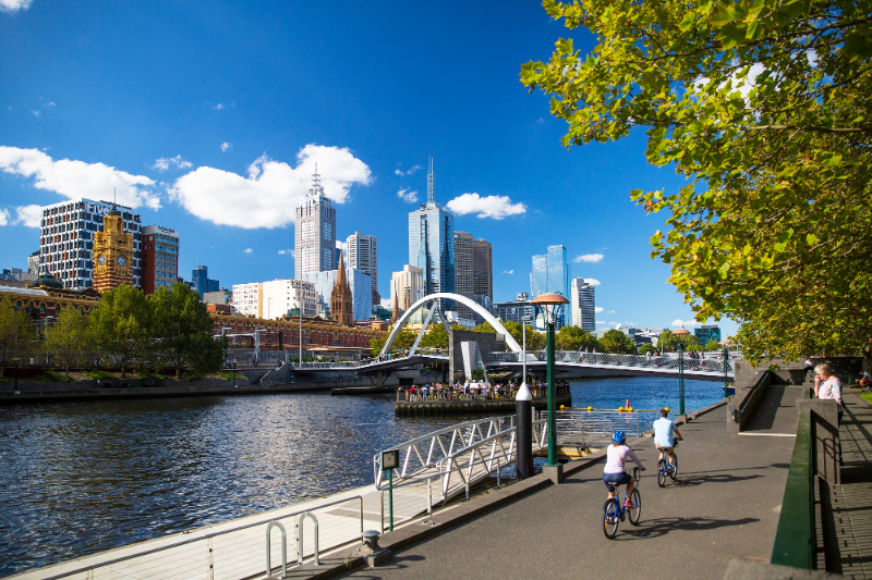世界で最も住みやすい都市ランキング2017、1位は7年連続で豪メルボルン、首位から4位までは0.1点の僅差 ―EIU