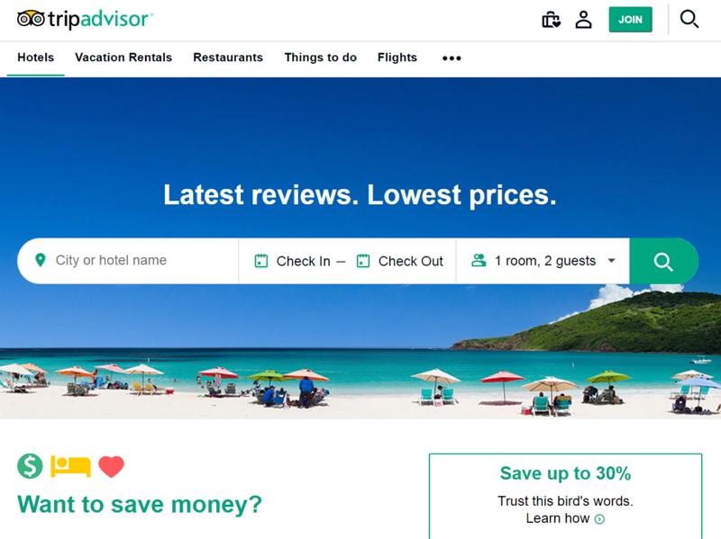トリップアドバイザー決算、総売上8%増、中でも「アクティビィ」は31%増と絶好調、ホテル売上のテコ入れで広告強化へ ―2017年第2四半期