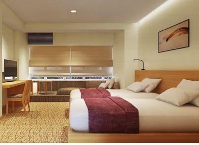 企業の保養所をホテルに再生してオープン、熱海・箱根の遊休不動産をセミナーができる宿泊施設に
