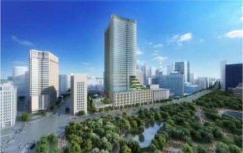 東京・日比谷に2つ目の「東京ミッドタウン」、地上35階建て複合施設が来年3月開業へ -三井不動産