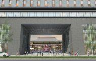 寺院の山門と一体型ホテルが開業へ、関西初進出のエクセルホテル東急で、客室360室で2019年開業