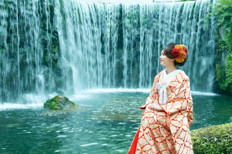 ホテルニューオータニ東京、「プレ花嫁」が「SNS映え」写真を撮れる婚礼施設リニューアル、最新映像機材も投入【写真】