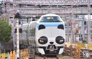 JR西日本とアドベンチャーワールドの「パンダくろしお」列車、臨時列車で10月運行、お楽しみ特典も【画像】
