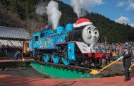 「きかんしゃトーマス」がクリスマスに公式イベント、今年も大井川鐡道で特別運転を実施【画像】
