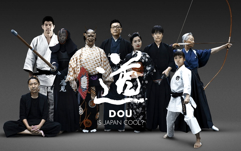ANA、柔道や剣道などの「道」を世界に発信、動画やCGコンテンツで【動画】