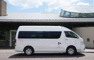 タクシー乗合の新ツアー「シェアトラベル」、ワゴン車チャーターで最大8名で人数が増えると低料金に、佐賀県で