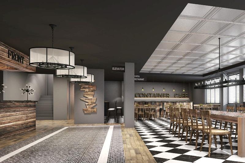 コンテナ建築会社がホテル開発を本格化、栃木県に移設・再利用型のビジネスホテル開業へ