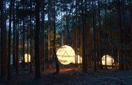 静岡県沼津市に「泊まれる公園」オープン、9000平米の敷地に宿泊棟やドーム型テントで