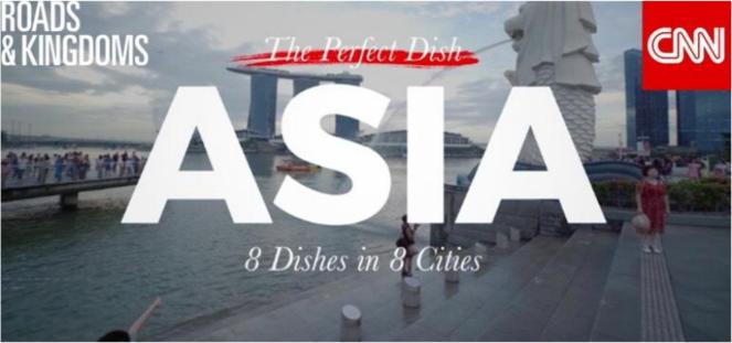 CNN、特集で「アジアの食」を放映、沖縄・東京など舞台にアジア8都市で
