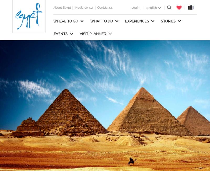 エジプト政府観光局、日本市場で広報・旅行業界向け窓口開設、アビアレップス社に委託