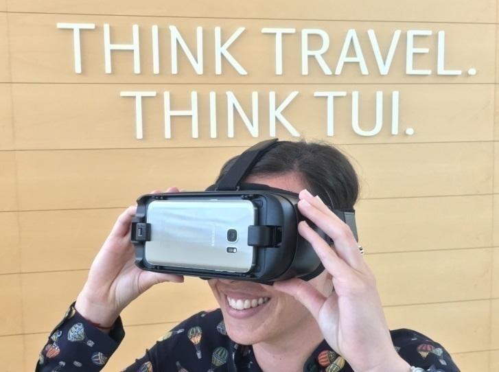 世界最大手旅行「TUIグループ」がVR活用で旅行販売スタート、言葉で伝わらない感動の体験で成約率向上へ
