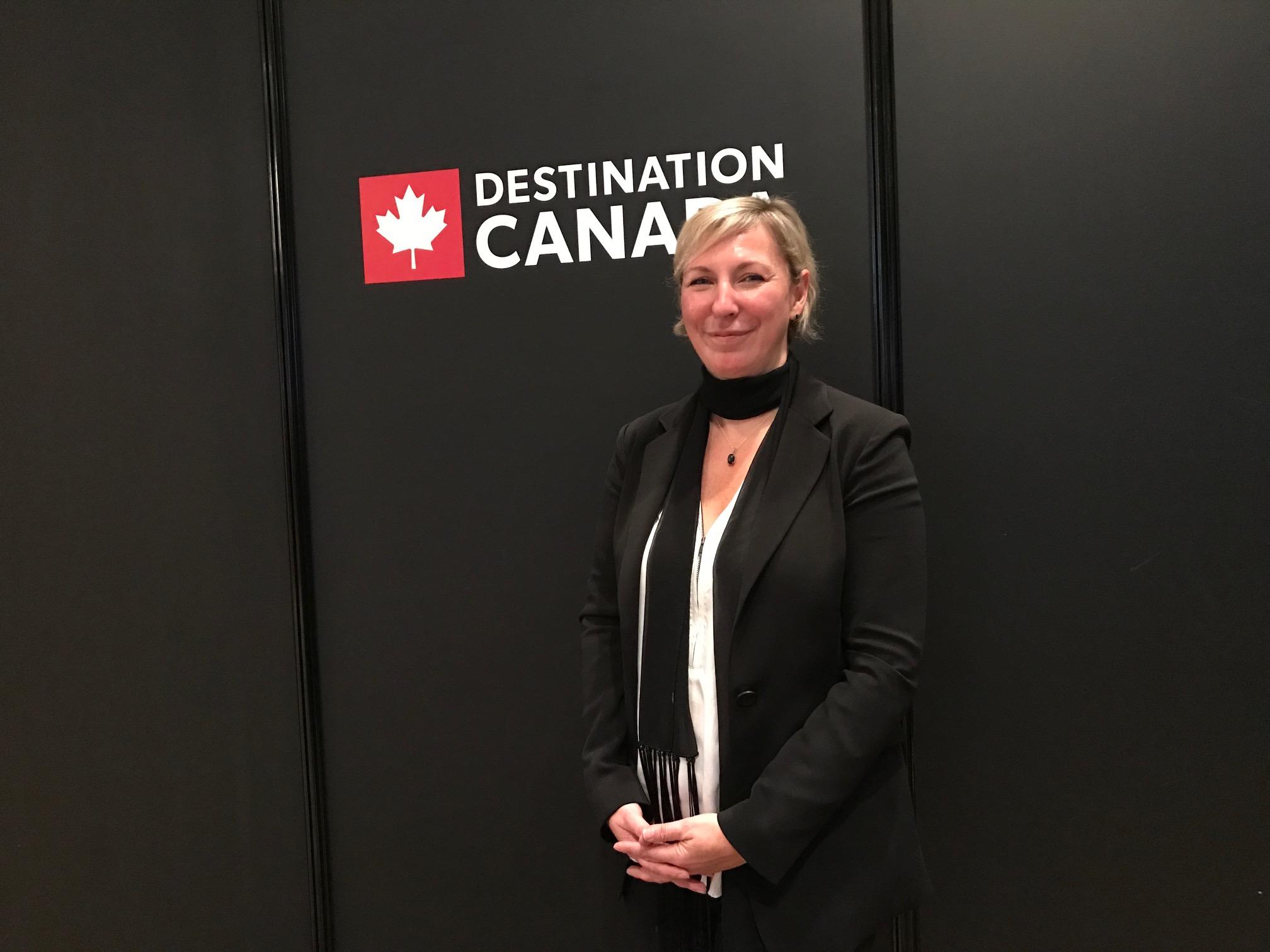 カナダ観光局、インスタ映えする「体験」をアピールへ、日本発ツアーの開発も【動画】