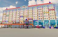 「レゴランド」にホテル開業へ、全252室で1室3万1000円から、水族館も新設でリゾートエリアに【画像】