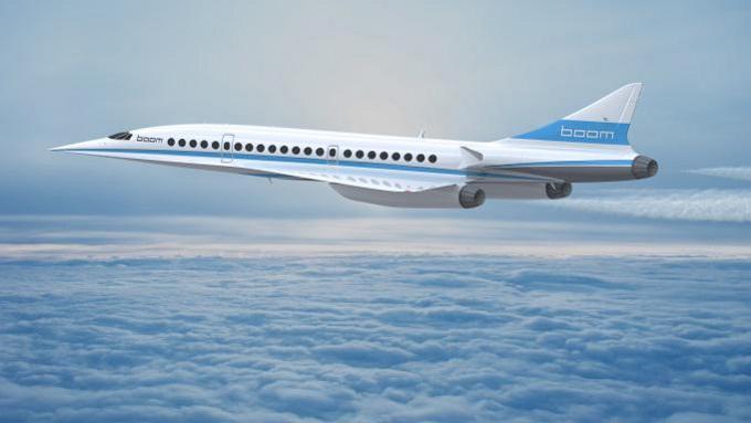 JAL、超音速旅客機ベンチャーと連携、約11億円の資金提供や技術面などサポート