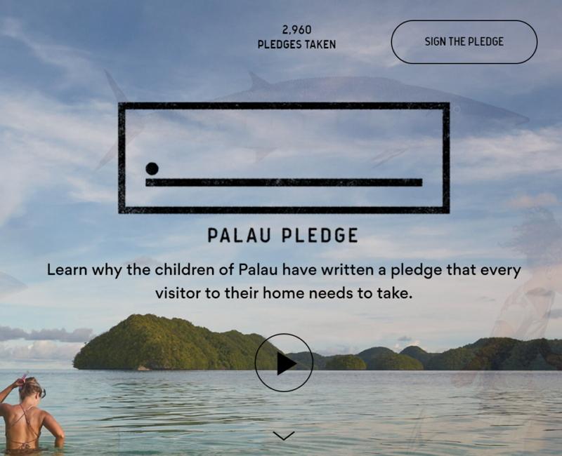 パラオ共和国、すべての入国者に観光保護誓約の署名を義務づけ、違反罰金は最大100万ドル