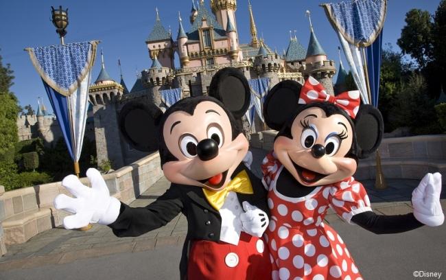 「米カリフォルニア ディズニーランド」の画像検索結果