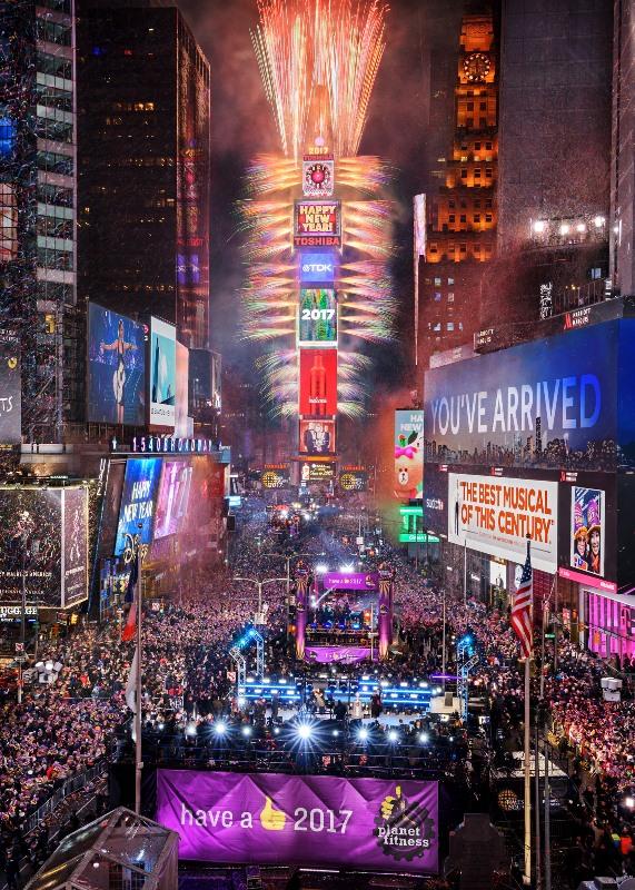 ニューヨークで年末年始イベント目白押し、大晦日夜にランイベントや花火など
