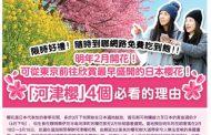 東急グループ、無料SIM配布で特定地域を来訪した訪日外国人に特典サービス、東伊豆「河津桜」や信州・上田城などで