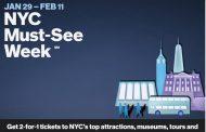 米ニューヨーク市観光局、冬の観劇やアトラクションが格安になるプロモーション展開、観光局が特設サイトも