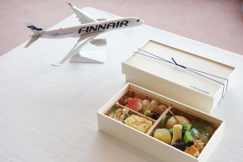 飛行機の機内食で「日本の風景」を表現、フィンエアーが日本人シェフと初コラボ、その背景と新メニューを取材した