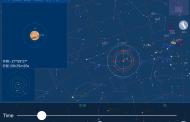 今夏、地球に大接近する「火星」の観察アプリが登場、惑星の動きも3Dで