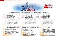 JAL、10年後の姿見据えた新方針、時価総額3兆円・世界500都市乗り入れなどグランドデザイン発表