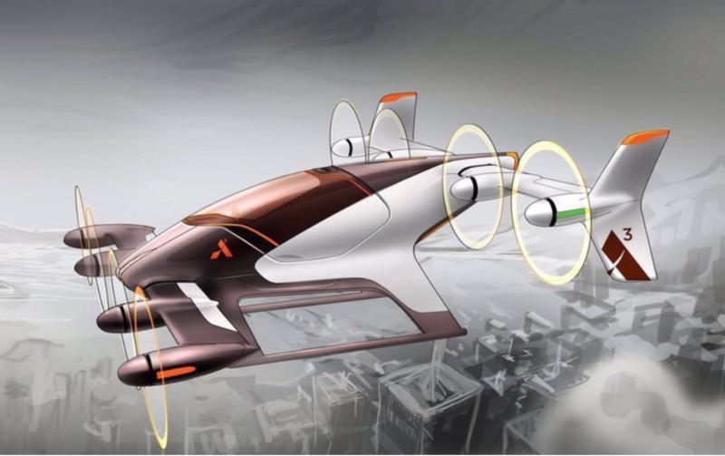 「空飛ぶタクシー」がいよいよ実用化? 動画で続々公開されるテスト飛行やコンセプトなど、世界の動向を整理した【海外コラム】