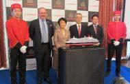 豪華客船クイーン・エリザベス、2020年の日本発着を倍増へ、オリンピックイヤーの高需要で舞鶴など5港に初寄港