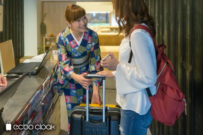 JR西日本と日本旅行が手荷物一時預かりでシェアサービス、京阪神のエキナカで、ecbo cloakと提携