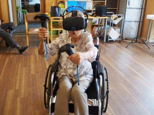 介護施設向け旅行で新ブランド、仮想現実(VR)活用の旅行体験や少人数ツアーなど本格展開 -東京トラベルパートナーズ