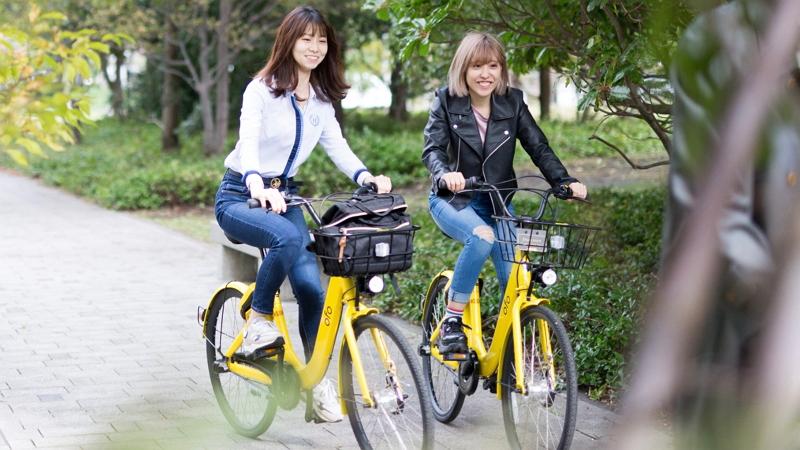中国シェア自転車の大手「オフォ(ofo)」、日本に本格参入、アリババから8億6600万ドルの資金調達も