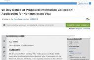 米政府、ビザ申請者にSNSアカウント提出など義務付け、1500万人規模への影響の可能性【外電】