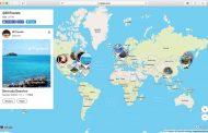 旅行の足跡を自動記録できるアプリ「ディープス(Deaps)」、マイマップを外部SNSで共有可能に
