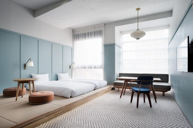 京都のオフィスビルを新コンセプトのホテルに、シェアスペースや現地体験の独自コンテンツなど