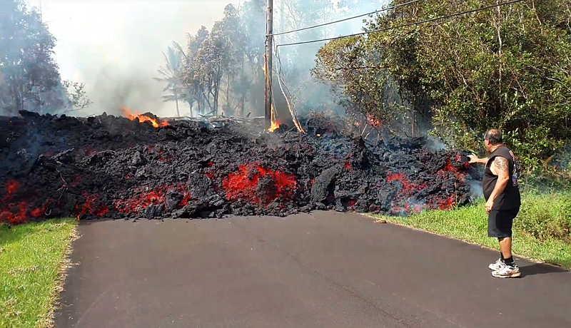 ハワイ島・キラウエア噴火で最新情報、ハワイ州観光局から、観光への影響なしで「島内ホテルやアクティビティも通常通り」【地図あり】