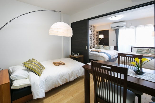 住宅事業会社がホテル事業に参入、訪日するアジア家族客を狙い4~6名定員の客室で -ヒノキヤグループ