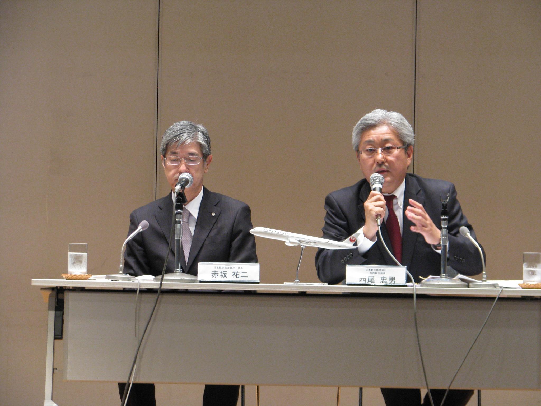 JALが国際線LCCに参入、新会社設立で赤坂社長「3年で黒字化」に意欲、デジタル活用で個人対応するサービスへ