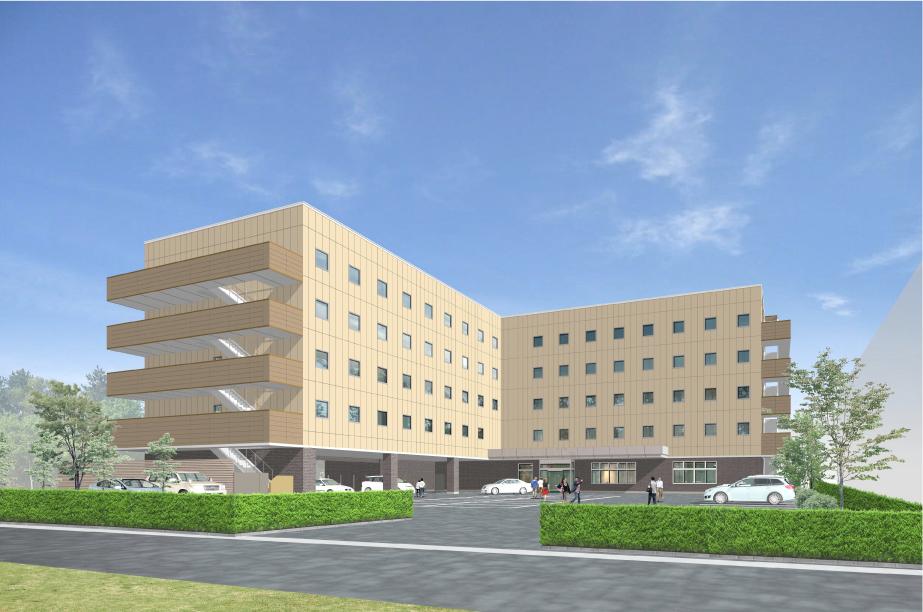 千葉・舞浜地区に新ホテル、食品製造「武蔵野」が開業へ、地上5階全163室で