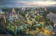 東京ディズニーシー、新エリア名称は「ファンタジースプリングス」、「アナ雪」など3エリアで2022年度に開業へ