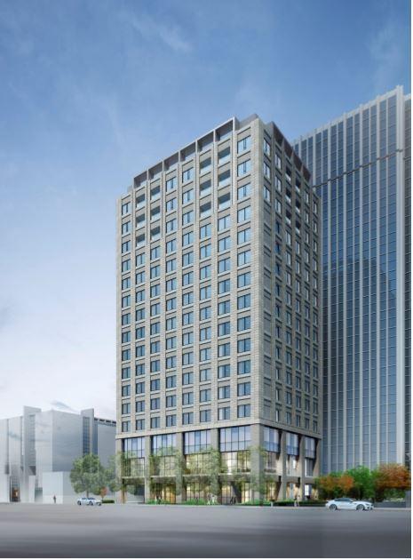 パレスホテルが大阪・堂島に新ホテル開業へ、宿泊主体型の新ブランドで全212室、2020年初夏に