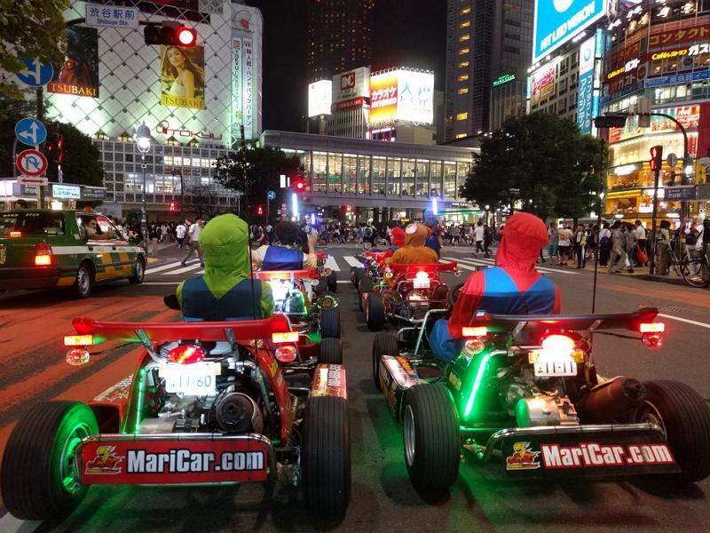 クチコミで人気の日本の体験・ツアー2018、1位はカートで公道を走る「マリカー」、トップ30を発表