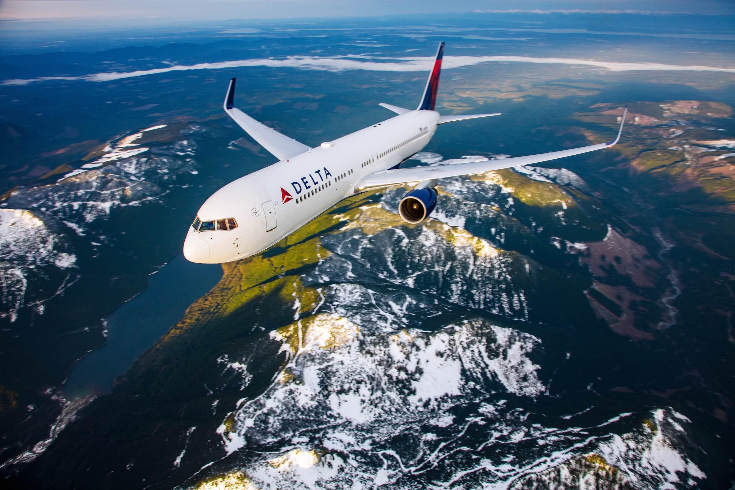 デルタ航空、来年に関西/シアトル線を再開へ、大韓航空との共同事業で