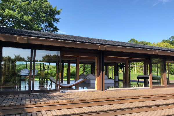 高級宿泊予約・一休に鹿児島「天空の森」が掲載開始、オンライン旅行サイトに初掲載、一泊40万円など