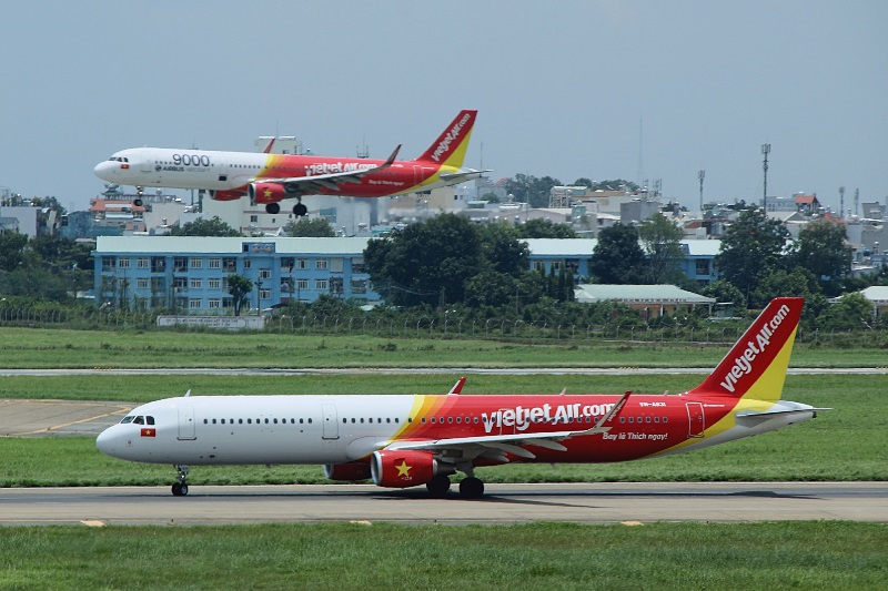 LCCベトジェットが成田に就航、ベトナム・ハノイへ直行便を開設へ、就航記念セールの航空券は100円で