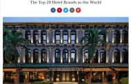 米・著名旅行誌のホテルランキング2018、世界1位ブランドは「シックスセンシズ ホテル 」、トップ20まで発表 ―Travel+Leisure誌