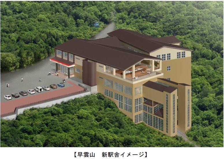 小田急、箱根エリアで100億円の大型投資、新型の海賊船の建造や乗り物・駅施設など改良で周遊観光を促進へ